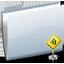 Folder Sign RSS Icon