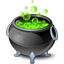 Harry Potter Cauldron icon