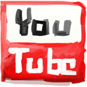 Youtube hand drawn