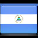 Nicaragua Flag-128