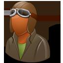 Pilotoldfashioned Male Dark-128