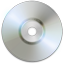 Blank disc icon