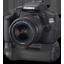 Canon 600D side bg icon