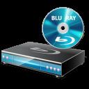 Blu Ray Player Disc-128