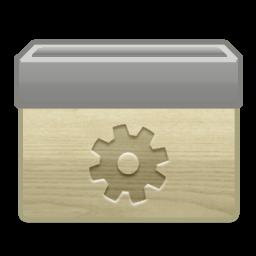Folder Gear