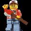 Lego Lumberjack icon