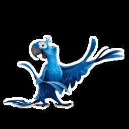 Blue-256