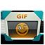 GIF Revolution Icon