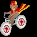 Monkey bicycle-128
