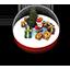 Santa Gloce Icon