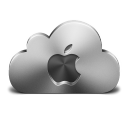 Apple Cloud Silver-128