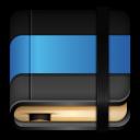 Moleskine Blue-128