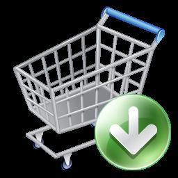 Shopcart Down