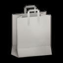 Paperbag Grey-128