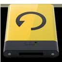 HDD Yellow Backup-128