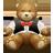 Gift Brown Bear-48