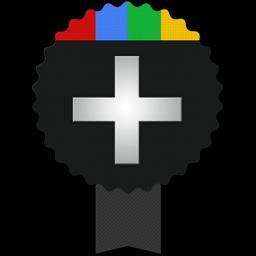Badge Google Plus