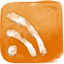 RSS hand drawned Icon