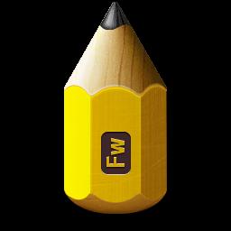 Adobe Fireworks Pencil