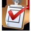 Task Report Regular icon