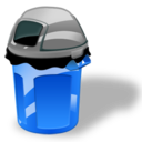Garbage can-128