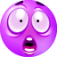 Wow purple Icon