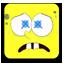 Sponge Bob Kaws icon