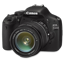 Canon 550D side icon