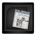 Black Microsoft FrontPage-128