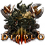 Diablo 3 Barbarian icon