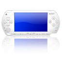 Playstation Portable White-128
