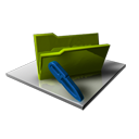 Folder Empty Edit-128