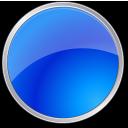 Circle blue-128