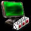 My Network Dice Mahjong Icon