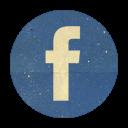 Retro Facebok Rounded