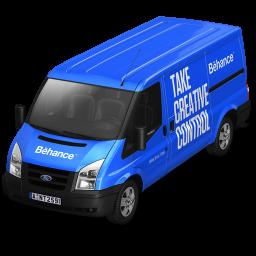 Van Behance Front