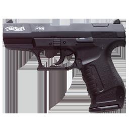 P99 blank pistol