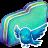 Birdie Green Folder-48