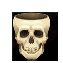 Pirate Skull-128