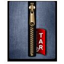 Tar gold blue-128