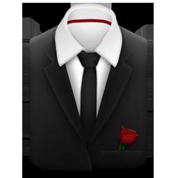 Suit Rose