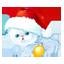 Christmas Kitty icon