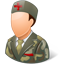 Armynurse Male Light Icon