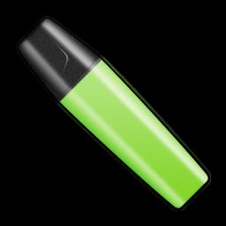 Marker Stabilo Green Shut