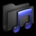 Music Black Folder-128