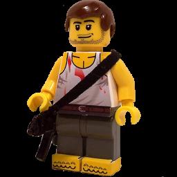 Lego John Mcclane