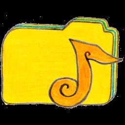 Folder y music