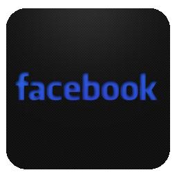 Facebook text blueberry