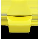 Yellow Seat-128