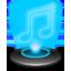 My Music Hologram Icon